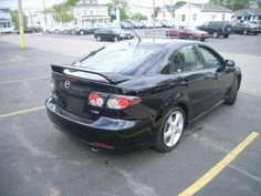 2006 Mazda 6 Sport S