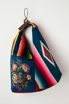"""Love Love Love....Wish it wasn't on """"sale"""" for $299! Vintage Needlework Tote  #anthropologie"""