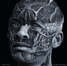 """The  Brilliant Photomanipulation and Animation Skills of George Redhawk aka  DarkAngelOne, Unbelievable Skill as he is also legally BlindDespite being legally blind, artist George Redhawk created this stunning  series of gifs using photo manipulation in order to show how he sees  with his damaged sight. The World Through My Eyes gives us a a small  glimpse into an otherwise inaccessible perspective. """"To create most of my .gifs, I am using a photo morphing software which I  have been…"""