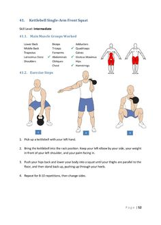 Kettlebell ExerciseWhat is Kettlebell Exercise? The kettlebell is not a new thing and it has been around for quite some time. Kettlebell Challenge, Kettlebell Cardio, Kettlebell Training, Kettlebell Swings, Kettlebell Routines, Tabata, Fun Workouts, At Home Workouts, Body Workouts