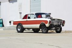 Ford1962 Falcon Gasser Wars A/GS class