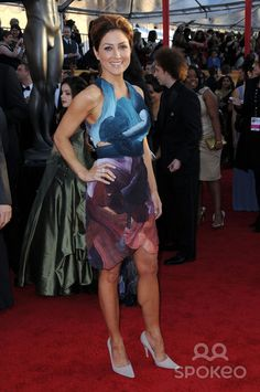 Sasha Alexander Maxim Gallery   Sasha Alexander The 16th Annual Screen Actors Guild Awards held at The ...