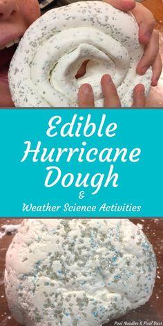 Edible Hurricane Dough