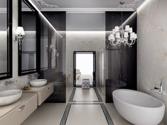 You can find the best examples of modern bathroom design in this photo gallery. We share with you modern bathroom design, modern bathroom ideas in this photo gallery.