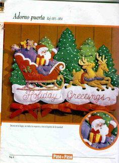 Paño Lency paso a paso 43 proyectos - Velia Navidad - Picasa Web Albums