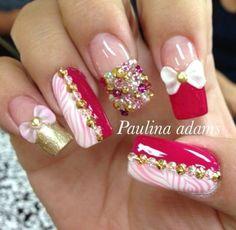 Acrylic nails