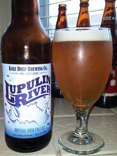 Knee Deep Brewing 'Lupulin River' Imperial IPA