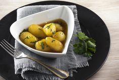Receita de Batatas caramelizadas. Descubra como cozinhar Batatas caramelizadas de maneira prática e deliciosa com a Teleculinária!