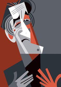 Robert DeNiro by Pablo Lobato