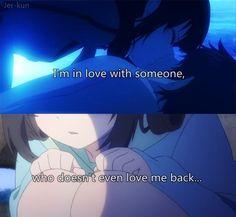 Anime : nagi no asukara<< Actually.. this anime / quote is my really my life... like srsly