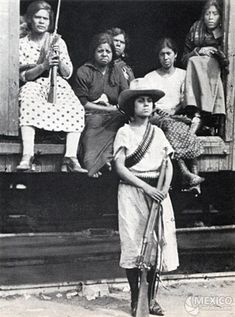 Essays on women in the mexican revolution Essays on Mexican Revolution. Discuss the Role and Participation of Women in the Mexican Revolution. The Mexican Revolution was the revolution of Mexican. Mexican American, Mexican Art, American History, Mexican Girls, Old Pictures, Old Photos, Vintage Photos, Mexico Pictures, Women In History