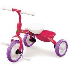 John Deere Pink Steel Tricycle