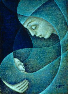 Art:Mother and child