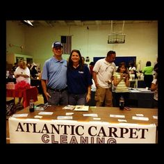http://atlanticcarpetcleaningnc.com - We love to network! One of my customers took this for us. Atlantic Carpet Cleaning 5011 Quail Circle Shallotte NC 28470 (910) 540-0287