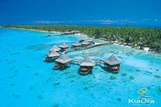 Rangiroa Island - Lodging, Hotel and Resort Information from Tahiti Tourisme North America