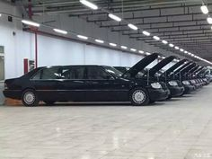 Chinese Government Sells Eight Mercedes W140 Pullmans For Cheap