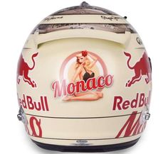 This Racing Red Bull Helmet Features a New Heat-Triggered Paint trendhunter.com