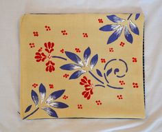 Guatemala | Handmade Pillow Cover – Floral