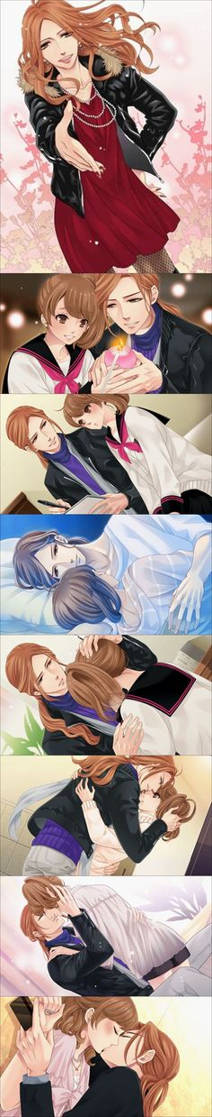 Brothers Conflict - Hikaru and Ema