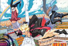 Boruto: Naruto the Movie: New, Key Art by Kishimoto, More Plot Information | Saiyan Island