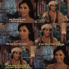 Have you ever watched Aladdin? What do you think? Disney Xd, Disney Memes, Disney Films, Disney Quotes, Disney And Dreamworks, Disney Marvel, Disney Pixar, Naomi Scott, Disney Dream