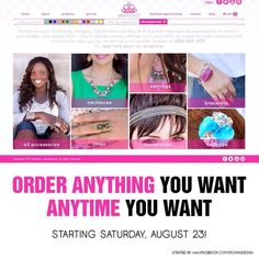 Paparazzi by Magnolia Charms: Brand New - Order Online!