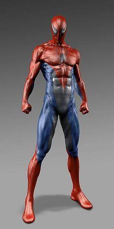 The Amazing Spider-Man Alternate Costume Designs