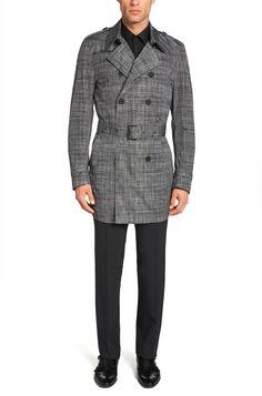 Manteau à motif graphique Dannie_1 Hugo Boss prix Manteau Homme Hugo Boss 950.00 €