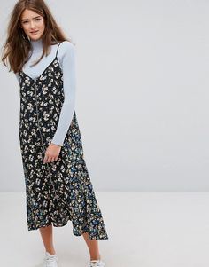 25167d4cc27 Get this Pimkie s long dress now! Click for more details. Worldwide  shipping. Pimkie