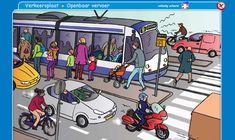 Verkeersplaat: Openbaar vervoer