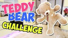 TEDDY BEAR CHALLENGE / ЭПИК ВИДЕО!!!