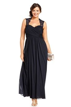 Sheath/Column Queen Anne Ankle-length Chiffon Mother of the Bride Dress
