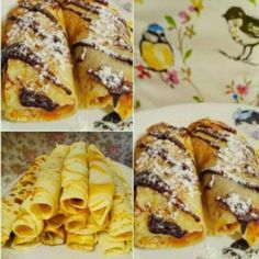 French Toast, Cooking Recipes, Breakfast, Ethnic Recipes, Food, Basket, Morning Coffee, Chef Recipes, Essen