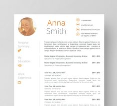 146 best Creative and professional Resume Templates images on Pinterest