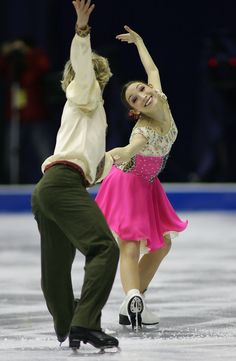 Charlie White Photo - ISU Four Continents Figure Skating Championships 2008 - Day 1