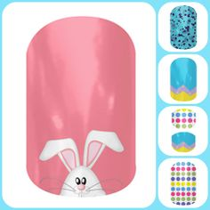 Check out these Jamberry's! The cutest Easter Junior Jams!! Awesome Easter Jamberry's for all the ladies in your life! www.marymurray.jamberrynails.net