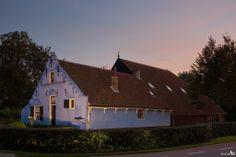 't Blauwe Huus (1659), Ouddorp (Goeree-Overflakkee, the Netherlands)