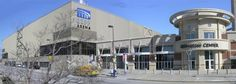 This is a picture of Rupp Arena. The shrine of the University of Kentucky. This is where our best sport, men's basketball plays their games and where we go wild. This arena is not only home to basketball, but other events such as music concerts, dj concerts, professional events, and comedy events.