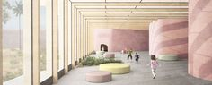 Gallery of Competition Winning Scheme Weaves Kindergarten and Nature Together - 4