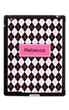 Paparté Noir iPad Covers
