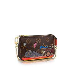8d6180457bb29 Mini Pochette Accessoires Evasion  M41655  -  169.99   Real Handbag On Sale Louis  Vuitton