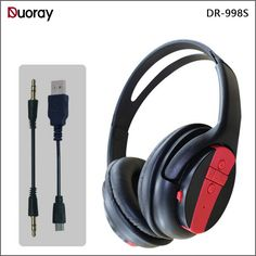 ♦best bluetooth headphones features : Duoray®The wireless bluetooth headphones develop a rich, Hi-Fi Stereo quality sound. Built in Microphone for easy call , is a full size headphone that easily syncs with any Bluetooth enabled device such as Smartphones Tablet. This Bluetooth headphone has convenient access buttons to play, pause, fast forward outstanding comfort and pure