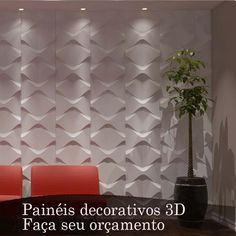 Glam Bedroom, Bedroom Decor, 3d Wall Panels, Cement, Curtains, Shower, Prints, Home Decor, Mirror
