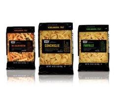 Packaging of the World: Creative Package Design Archive and Gallery: F Neighborhood Market Pasta