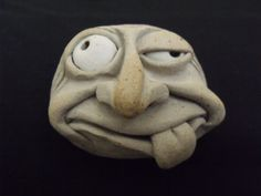 Ugly Face Pot