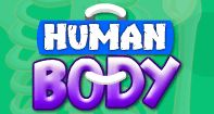 Human Body is an educational science lesson for kids. Through simple animation, kids will learn about the different body systems, the skeleton and bones. They will learn about organs like the brain, heart, lungs and kidneys