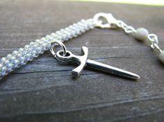 Pullip & Blythe Fashion Doll Sword Choker Necklace by finasma