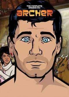 Archer: Season 6- Available on DVD