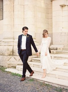Dreamy French chateau wedding inspiration: http://www.stylemepretty.com/2016/04/18/french-chateau-wedding-inspiration-to-sweep-you-off-your-feet/ | Photography: Kayla Barker - http://kaylabarker.com/