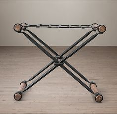Campaign Luggage Rack $199